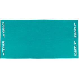 speedo Leisure Handduk 100x180cm turkos